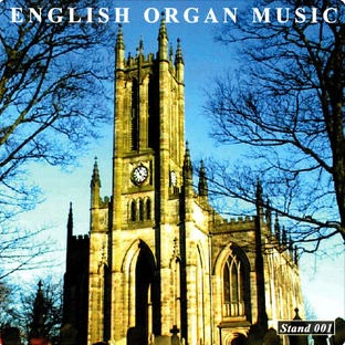 English Organ Music Gordon Stewart